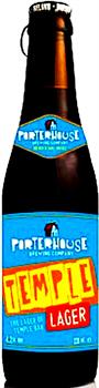 Портерхаус Темпл Лагер 0,33*12 с/б - фото 12186