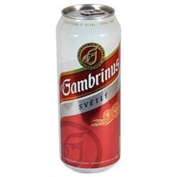 Гамбринус Ориджинал 0,5*24 ж/б - фото 8568