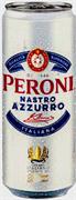 Перони Настро Аззурро 0,33*24 ж/б