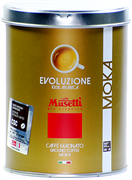 Кофе молотый Музетти Эволюционе 100% Арабика 250 г ж/б
