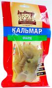 ВРК Кальмар вяленый филе 50 г*50