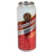 Гамбринус Ориджинал 0,5*24 ж/б