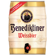 Бенедиктинер Вайсбир 5,0*2 ж/б