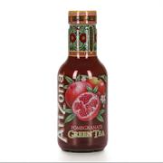 Чайный напиток Аризона зеленый со вкусом граната 0.5*6 ПЭТ