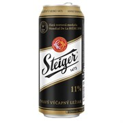 Штайгер 11% темный 0,5*20 с/б