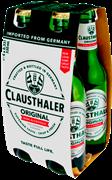 4-pack Клаусталер Ориджинал б/а 0,33*4 с/б