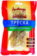 ВРК Палочки вяленые филе трески б/кожи 30 г*80