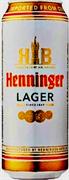 Хеннингер Премиум Лагер 0,5*24 ж/б