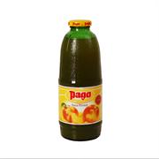 Паго Персик 0,75*6 с/б